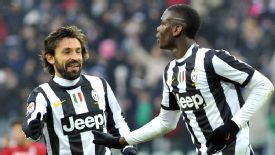 Andrea Pirlo and Paul Pogba could both be in line for new contracts at Juventus.