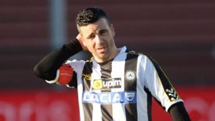 Antonio Di Natale has said he plans to retire at the end of the season.