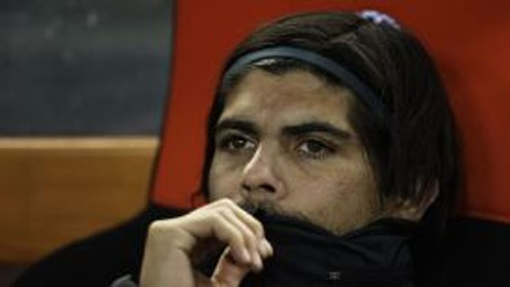 Ever Banega has struggled to produce his best form for Valencia this season.