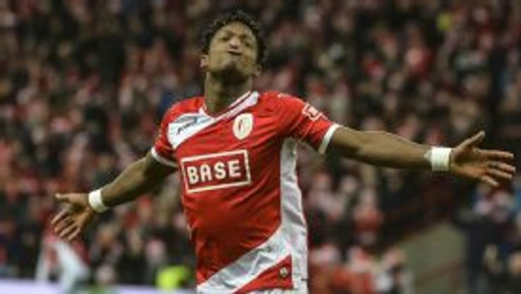 Michy Batshuayi currently plies his trade at Standard Liege.