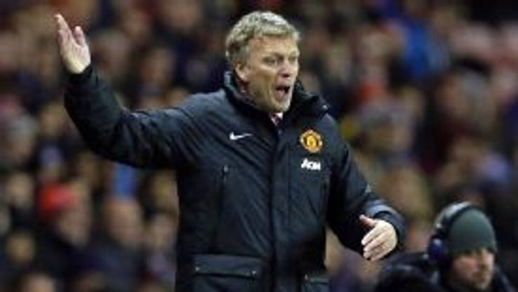 Manchester United's defeat to Sunderland was the first time the club has lost three successive games since 2001.