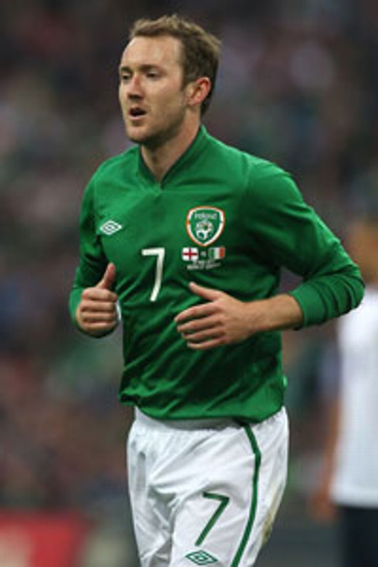 Aiden McGeady will be available on a free transfer in the summer.