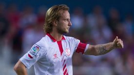 Ivan Rakitic maintains he wants to stay at Sevilla.