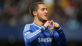 Eden Hazard has been an important player for Jose Mourinho this season.