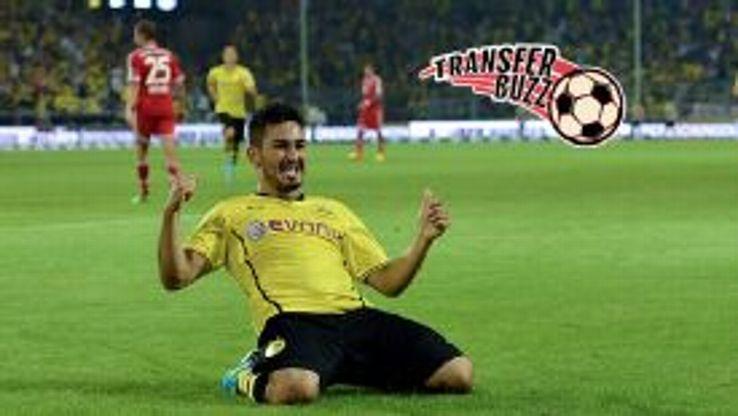 Manchester United are rumoured to be chasing Ilkay Gundogan.