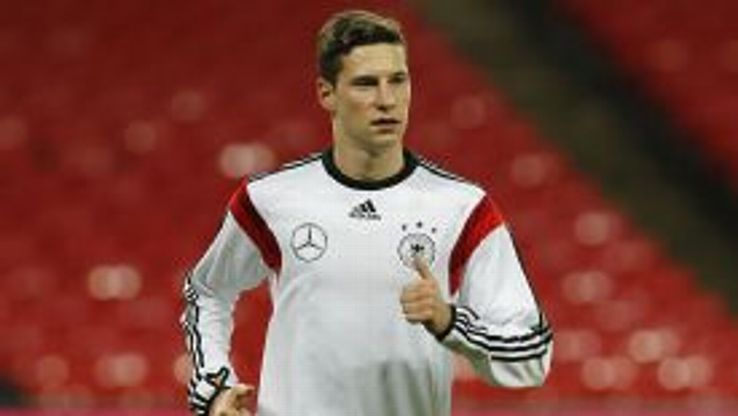 Julian Draxler has been linked with several top European clubs.