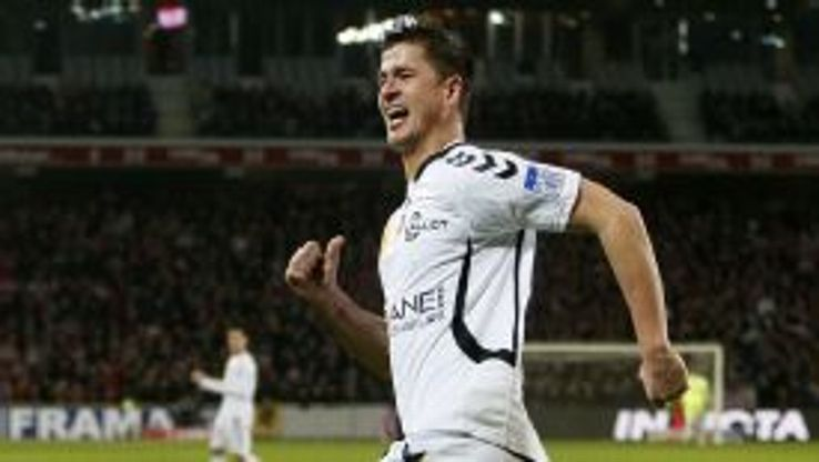 Grzegorz Krychowiak ensured Reims defeated Lille.