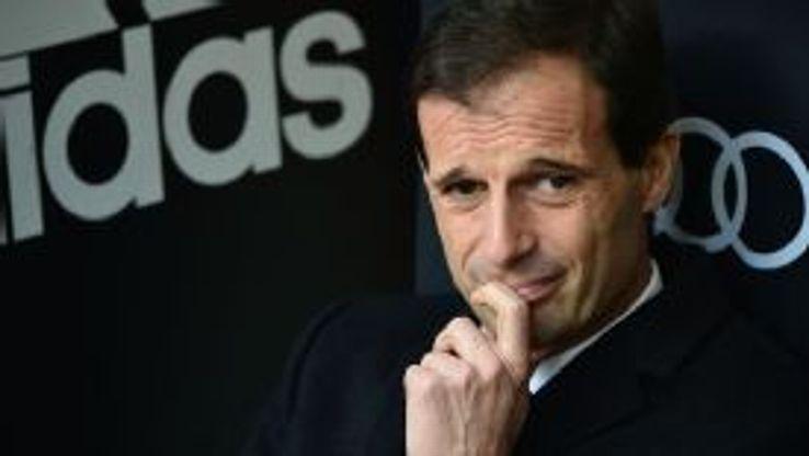 Massimiliano Allegri AC Milan concern