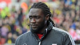 Kenwyne Jones has been linked with Everton.