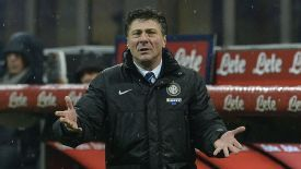Walter Mazzarri's side were again frustrated by the officials on Monday.