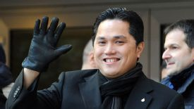 Erick Thohir is planning changes at Inter.