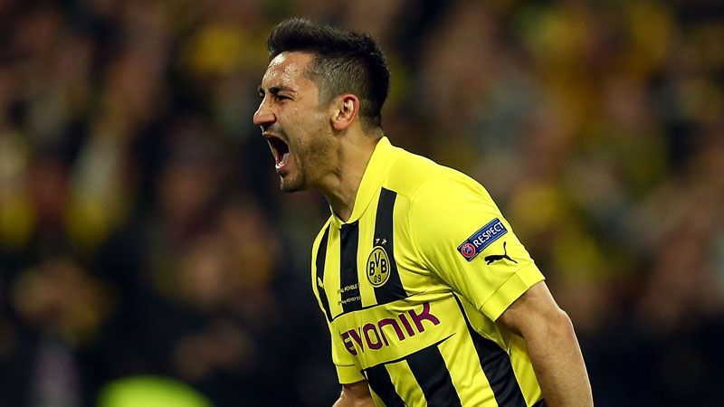 Ilkay Gundogan has been linked with Real Madrid and Manchester United.