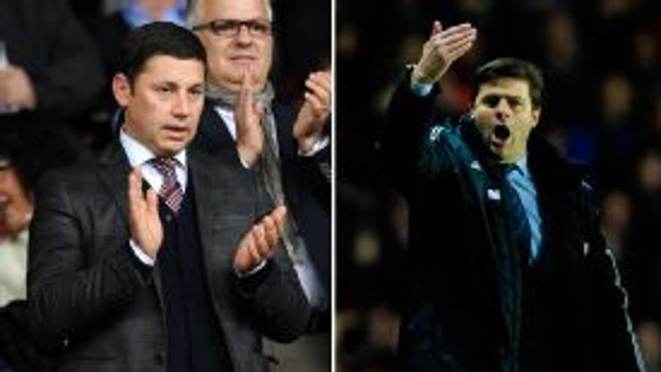 Mauricio Pochettino had previously said he would leave Saints if Nicola Cortese exited.