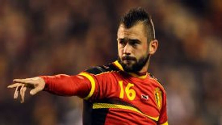 Steven Defour is determined to secure his place in Belgium's World Cup squad.