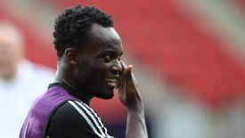 Michael Essien's contract at Chelsea is set to expire at the end of the season.