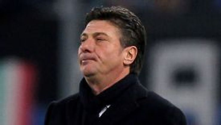 Inter head coach Walter Mazzarri looks set to be operating with limited funds this January.