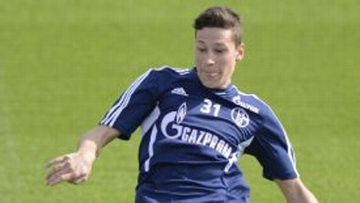 Julian Draxler is highly rated in his native Germany.