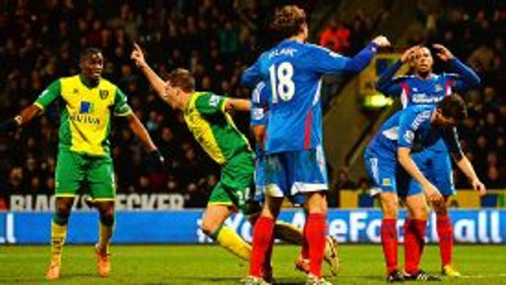 Hull are crestfallen after Ryan Bennett stole a late winner for Norwich City.