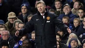 David Moyes suffered another bad day at the office against Chelsea at Stamford Bridge.