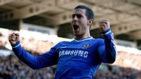 Eden Hazard has been a key part of Jose Mourinho's Chelsea side this season.