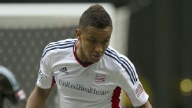 Juan Agudelo has been unable to secure a work permit at Stoke City.