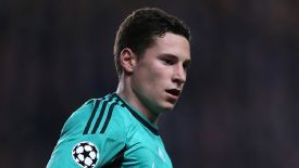 Julian Draxler is reported to be interesting Arsenal.