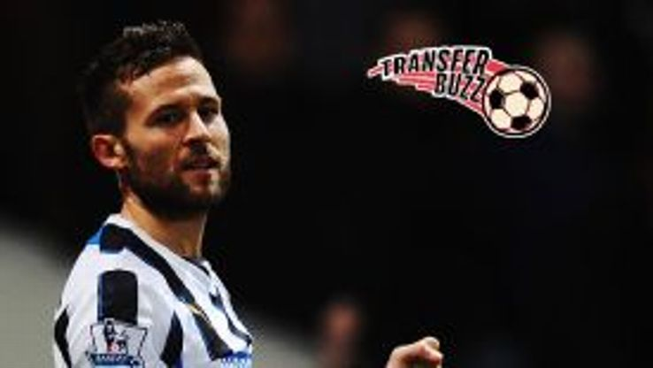 PSG are rumoured to be chasing Yohan Cabaye.