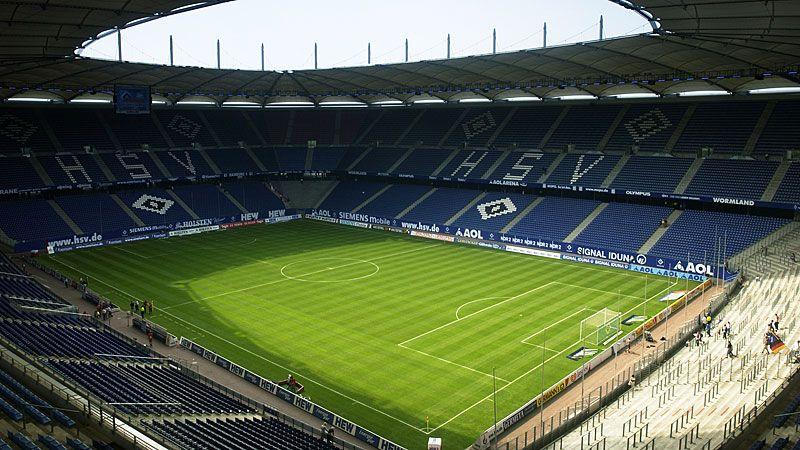 Hamburg's Imtech Arena.