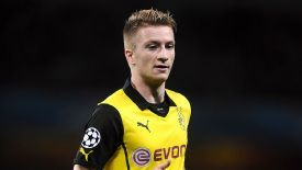 Borussia Dortmund insist Marco Reus has not spoken to foreign media about his future.