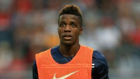 Wilfried Zaha's career has stalled since moving to Old Trafford.