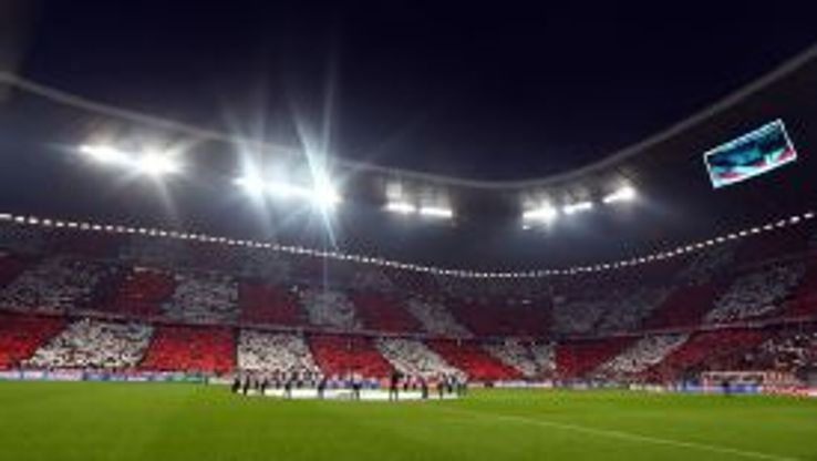 The Allianz Arena is currently the third largest stadium in Germany.