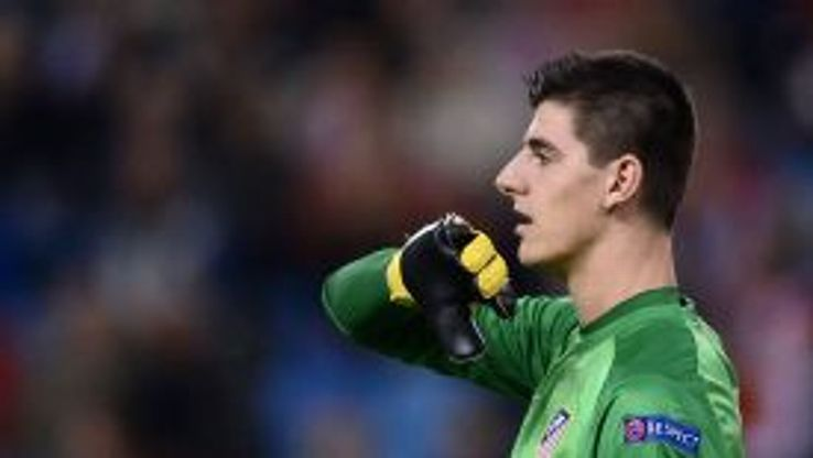 Thibaut Courtois has excelled during his time on loan at Atletico Madrid.