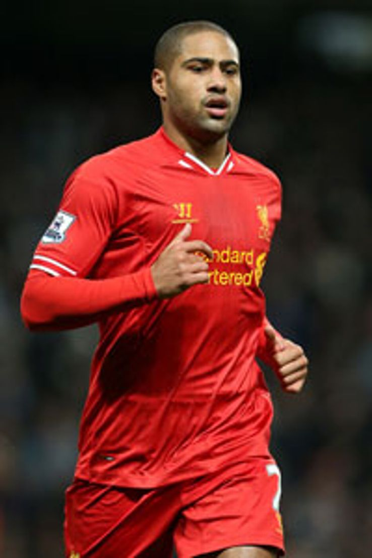 Glen Johnson has been struggling with a number of injuries.