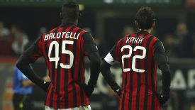 Mario Balotelli and Kaka AC Milan woe vs Udinese