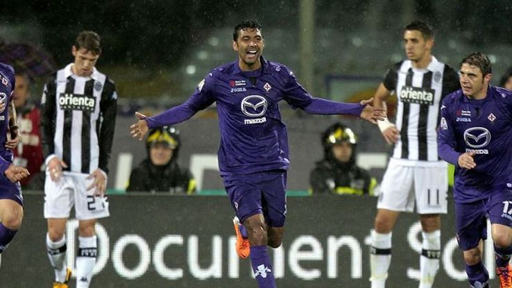 Marvin Compper celebrates his match-winning goal.