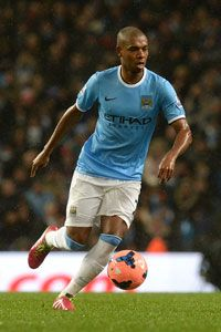 Fernandinho finds himself overlooked by Brazil.