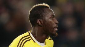 Lacina Traore only just joined Monaco from Anzhi.