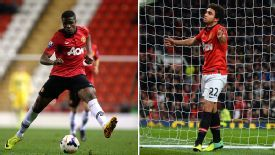 Wilfried Zaha has left Man Utd for Cardiff on loan, while Fabio joins permanently.