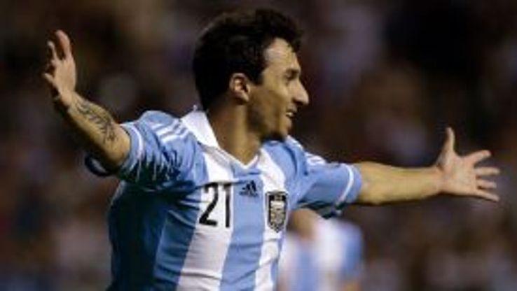 Ignacio Scocco wants a World Cup chance.