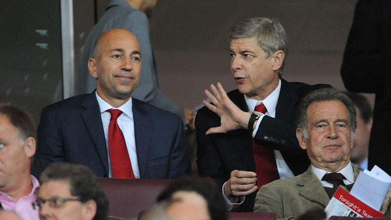 Ivan Gazidis has said Arsene Wenger will prolong his stay at Arsenal.
