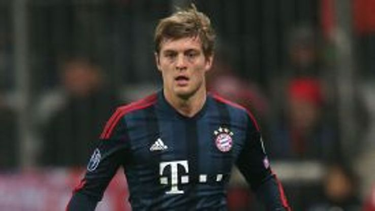 Manchester United are said to be keen to sign Toni Kroos, who appears to be edging closer to leaving Bayern.