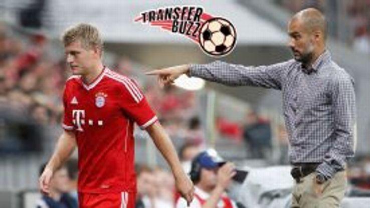 Toni Kroos, Pep Guardiola