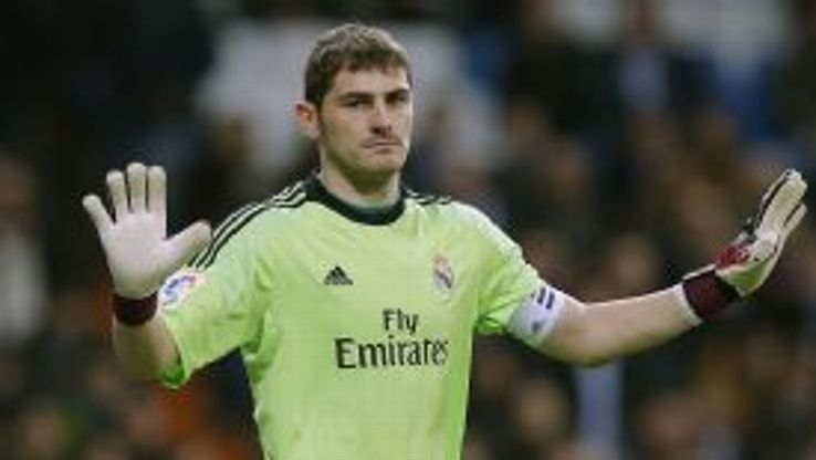 Iker Casillas kept another clean sheet to help Real Madrid progress in the Copa del Rey.
