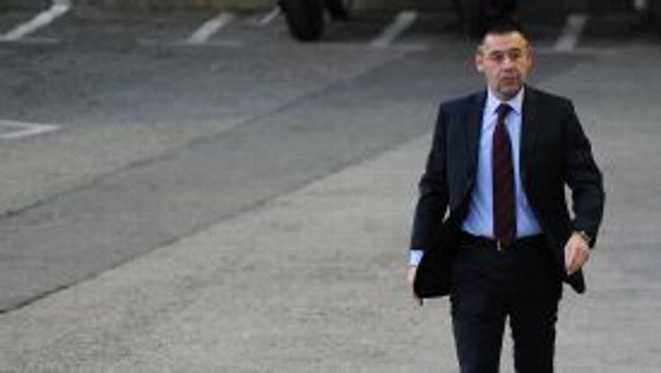 Josep Maria Bartomeu has taken the Barcelona presidency following Sandro Rosell's resignation.