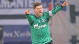 Klaas-Jan Huntelaar Schalke celeb