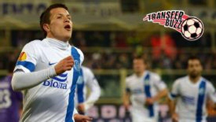 Konoplyanka has scored nine goals for Dnipro this season.
