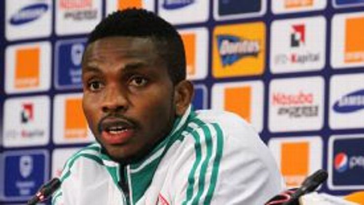Joseph Yobo could be set for a return to the Premier League.