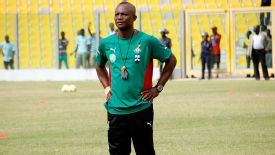 Ghana coach Kwesi Appiah may have found a contender for his WC squad.