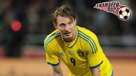 Kim Kallstrom is an experienced Swedish international.