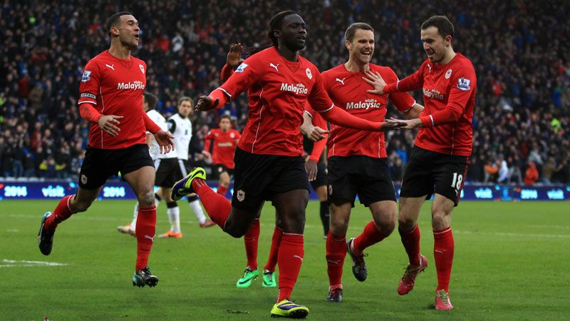 Kenwyne Jones was the match-winner for Cardiff against Norwich.